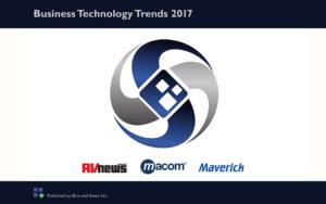 Business Technology Trends Studie 2017: Das sind die Ergebnisse.