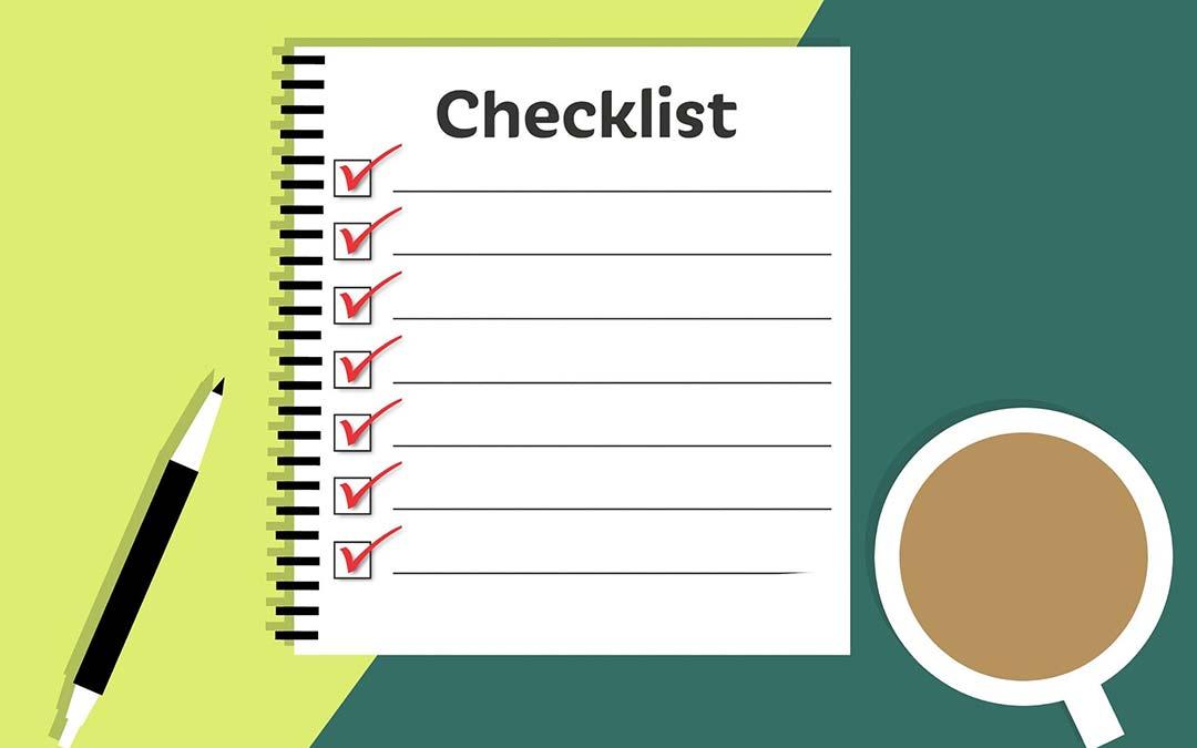 macom Checkliste: Videokonferenz- Tipps für's Home-Office